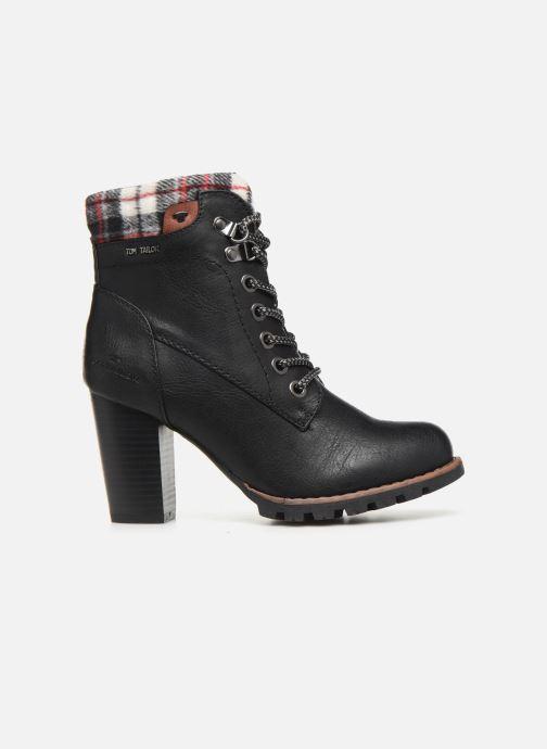 Bottines et boots Tom Tailor Monic Noir vue derrière