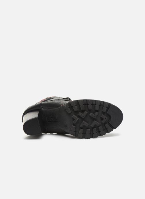 Bottines et boots Tom Tailor Monic Noir vue haut