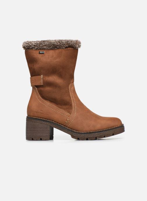 Bottines et boots Tom Tailor Juliette Marron vue derrière