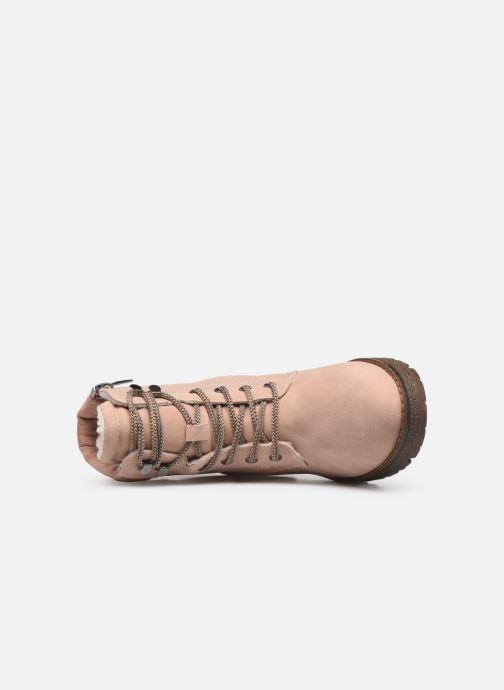Bottines et boots Tom Tailor Maud Beige vue gauche