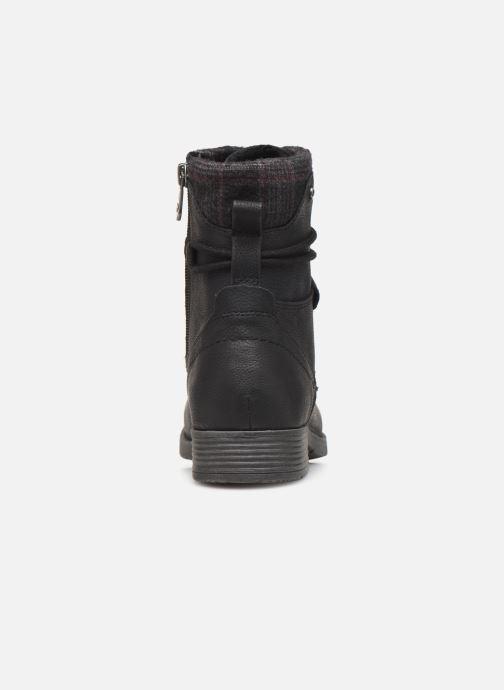 Stiefeletten & Boots Tom Tailor Nina schwarz ansicht von rechts