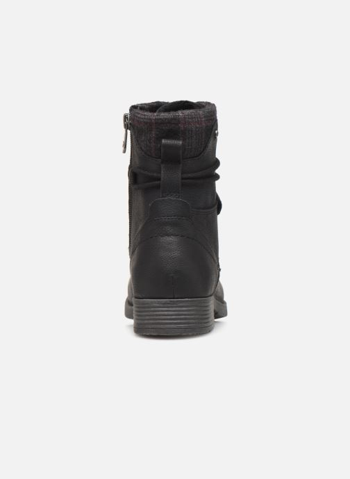 Ankle boots Tom Tailor Nina Black view from the right