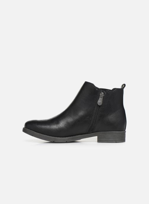Ankle boots Tom Tailor Kloe Black front view