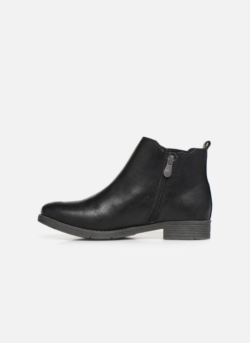 Stiefeletten & Boots Tom Tailor Kloe schwarz ansicht von vorne