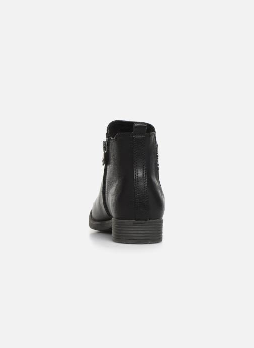 Ankle boots Tom Tailor Kloe Black view from the right