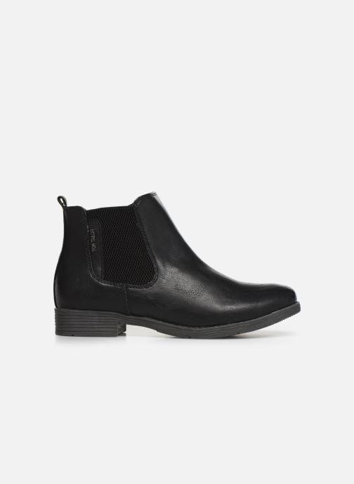 Stiefeletten & Boots Tom Tailor Kloe schwarz ansicht von hinten