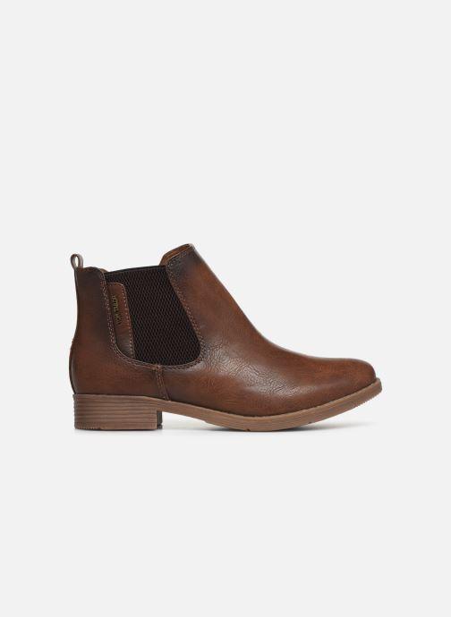 Stiefeletten & Boots Tom Tailor Kloe braun ansicht von hinten