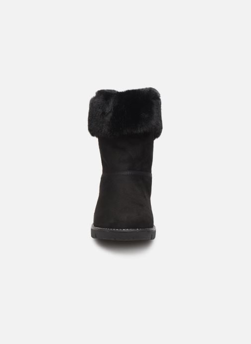 Ankelstøvler Tom Tailor Antonia Sort se skoene på