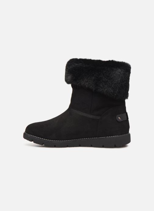 Bottines et boots Tom Tailor Antonia Noir vue face