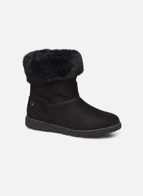 Bottines et boots Tom Tailor Antonia Noir vue détail/paire