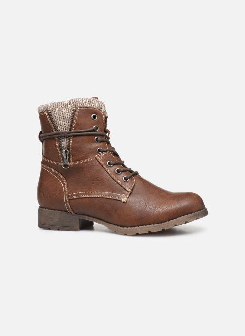 Stiefeletten & Boots Tom Tailor Ena braun ansicht von hinten