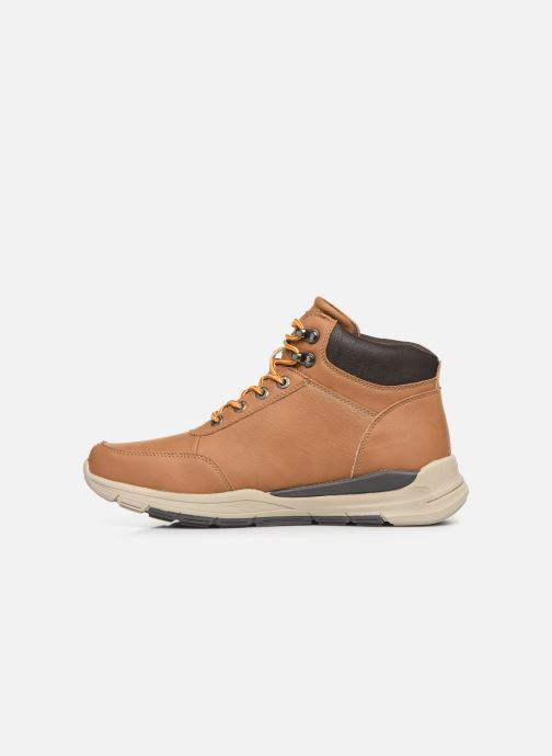 Sneakers Tom Tailor Tony Marrone immagine frontale
