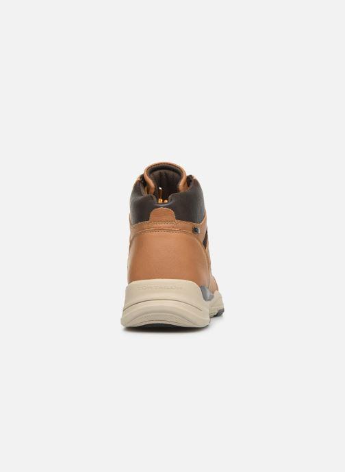Sneakers Tom Tailor Tony Marrone immagine destra