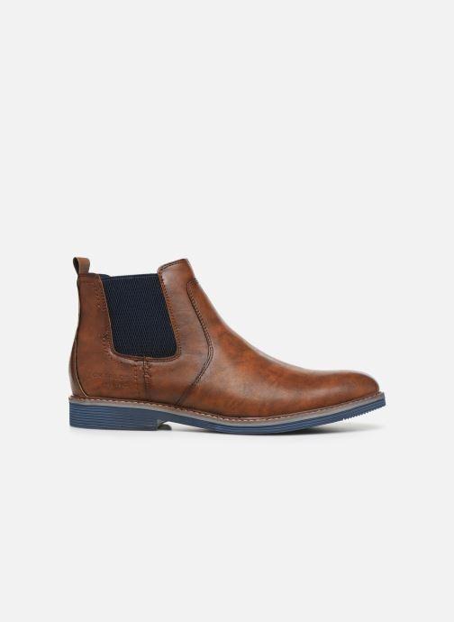 Stiefeletten & Boots Tom Tailor Tili braun ansicht von hinten