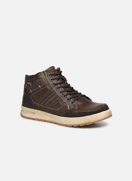 Trainers Tom Tailor Monk Brown detailed view/ Pair view