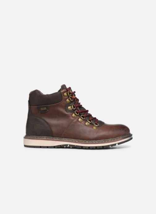Stiefeletten & Boots Tom Tailor Nut braun ansicht von hinten