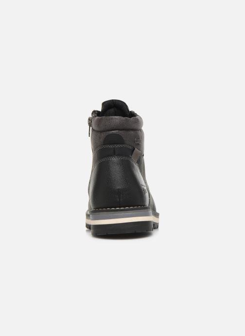 Stiefeletten & Boots Tom Tailor Nils schwarz ansicht von rechts