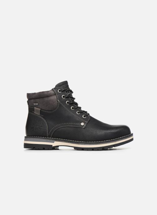 Stiefeletten & Boots Tom Tailor Nils schwarz ansicht von hinten