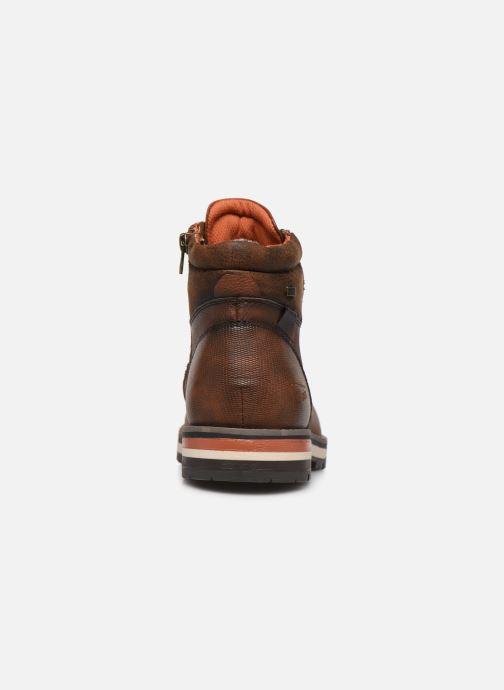 Stiefeletten & Boots Tom Tailor Nils braun ansicht von rechts