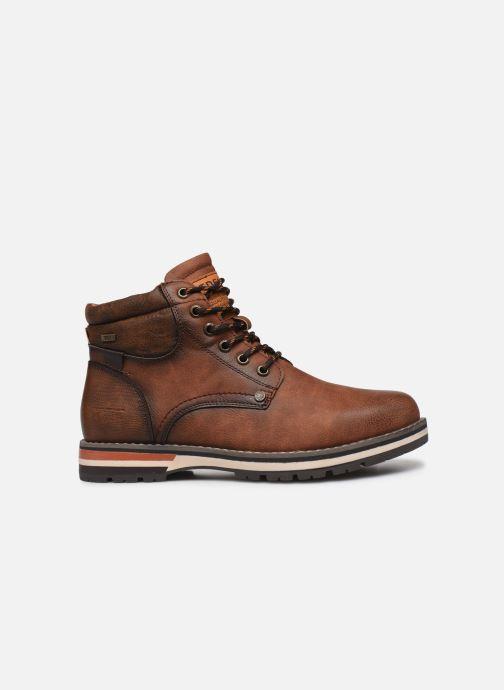 Stiefeletten & Boots Tom Tailor Nils braun ansicht von hinten
