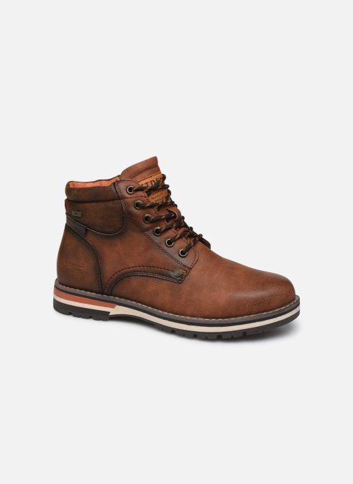 Stiefeletten & Boots Tom Tailor Nils braun detaillierte ansicht/modell