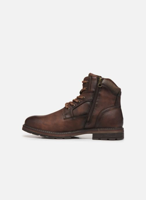 Tom Tailor Pierrik (marron) - Bottines Et Boots(396952)