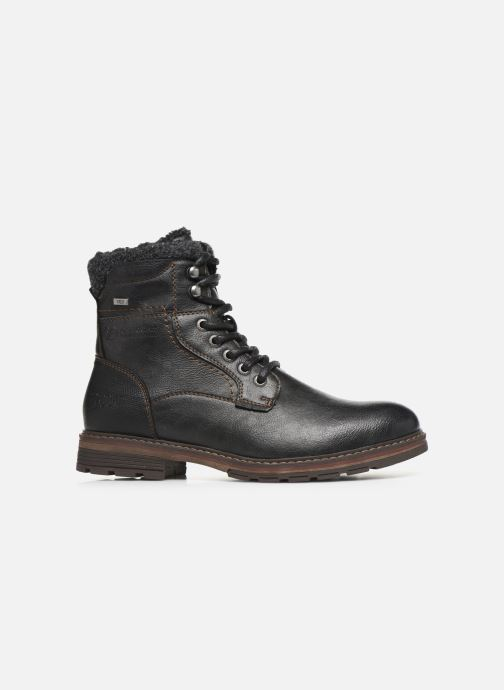 Bottines et boots Tom Tailor Greg Noir vue derrière