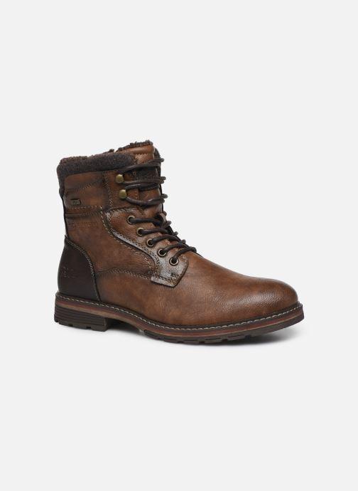 Stiefeletten & Boots Tom Tailor Greg braun detaillierte ansicht/modell