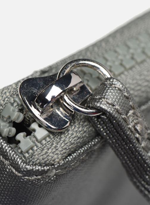 Portemonnaies & Clutches Kipling Alia silber ansicht von links