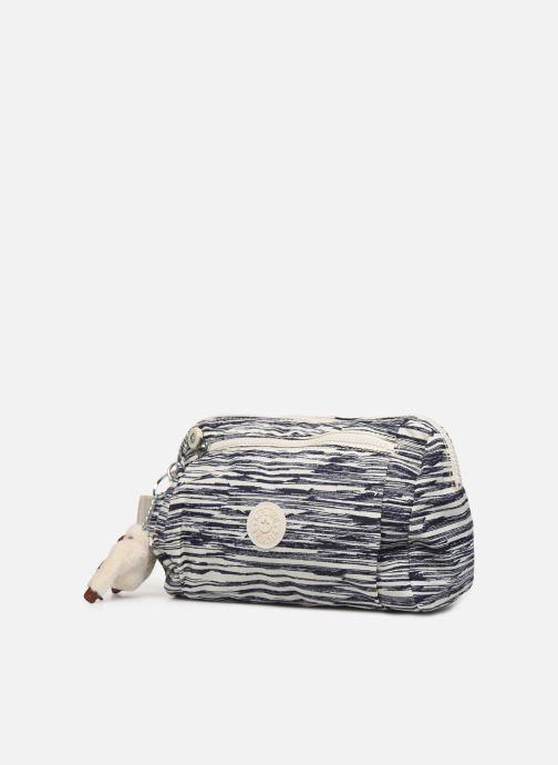 Reisegepäck Kipling Aniki weiß schuhe getragen