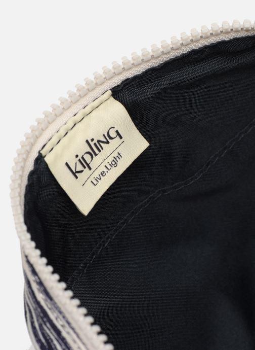 Reisegepäck Kipling Aniki weiß ansicht von hinten