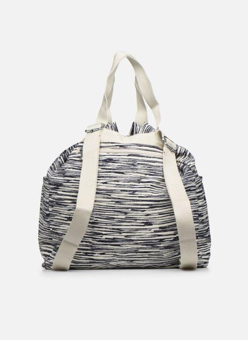 Sacs à main kipling Art Backpack M Blanc vue face
