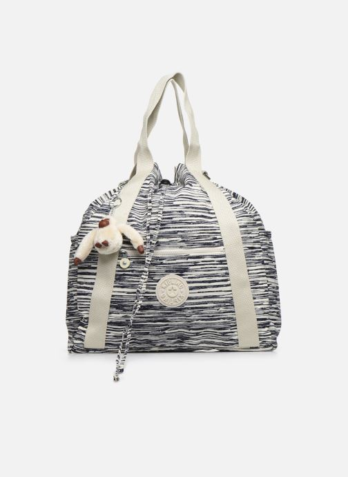 Sacs à main kipling Art Backpack M Blanc vue détail/paire