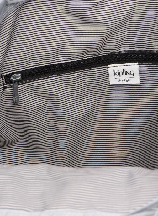 Handtaschen Kipling Art Backpack M grau ansicht von hinten