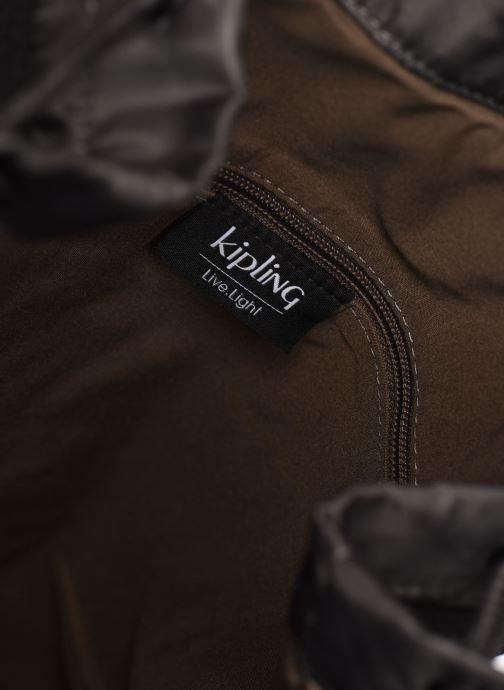Borse Kipling Art Backpack M Verde immagine posteriore
