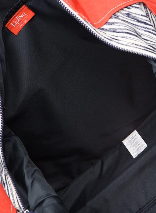 Reisegepäck kipling Art On Wheels M rot ansicht von hinten