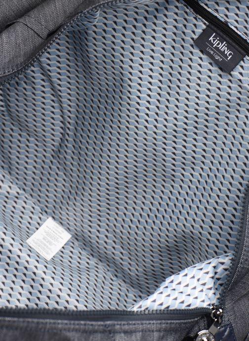 Reisegepäck kipling Art On Wheels M blau ansicht von hinten