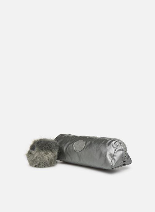 Kleine lederwaren kipling Brush Pouch Zilver model