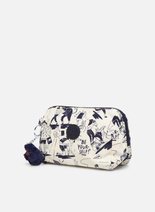 Portemonnaies & Clutches kipling Inami M weiß schuhe getragen