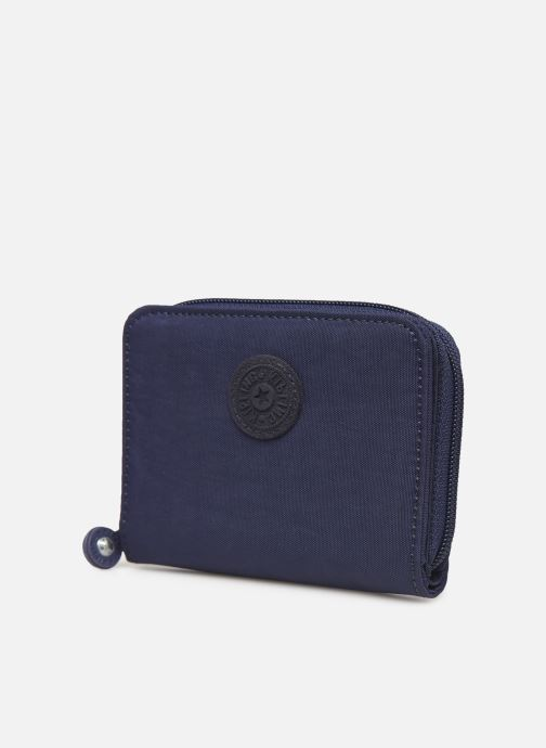Kleine lederwaren kipling Money Power Blauw model
