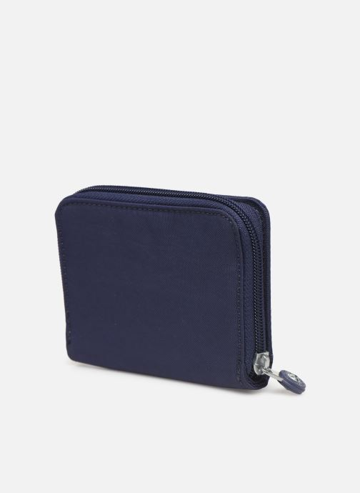 Kleine lederwaren kipling Money Power Blauw rechts