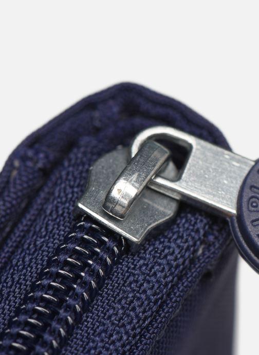 Kleine lederwaren kipling Money Power Blauw achterkant