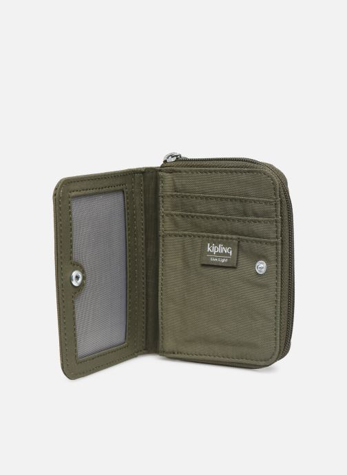 Portemonnaies & Clutches kipling Money Power grün ansicht von hinten