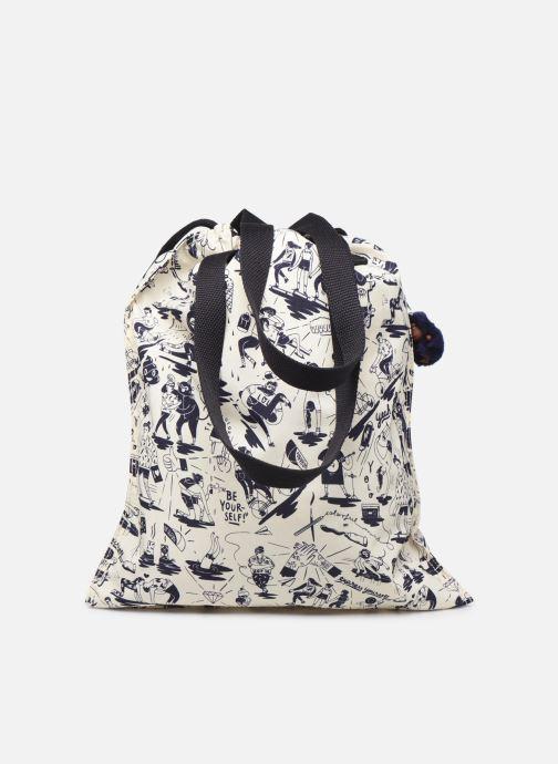 Handtaschen kipling New Hiphurray weiß ansicht von vorne