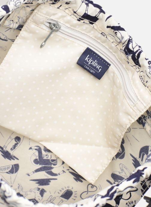 Handtaschen kipling New Hiphurray weiß ansicht von hinten
