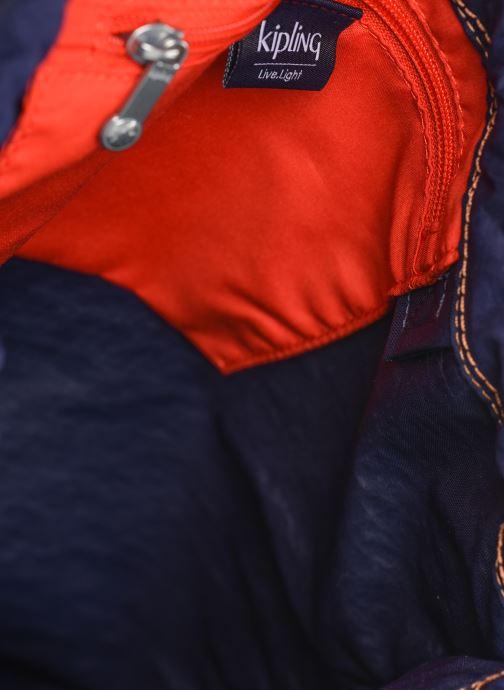 Handtassen kipling New Hiphurray Blauw achterkant