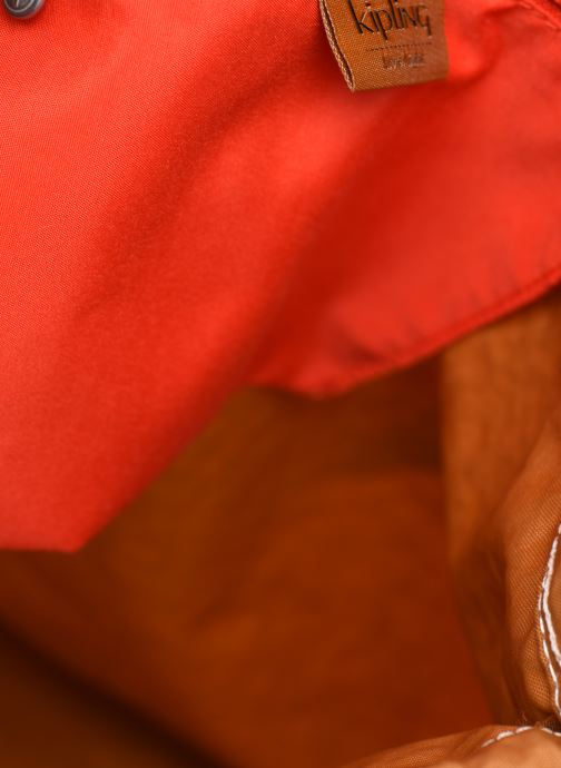 Handtassen kipling New Hiphurray Bruin achterkant