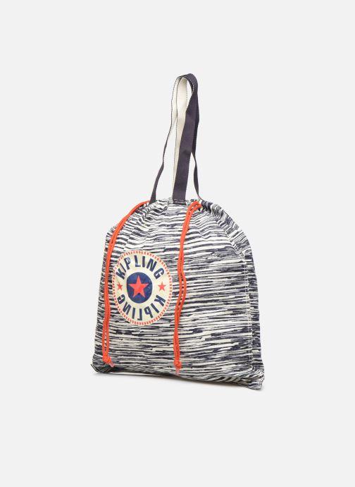 Handtaschen kipling New Hiphurray L Fold blau schuhe getragen