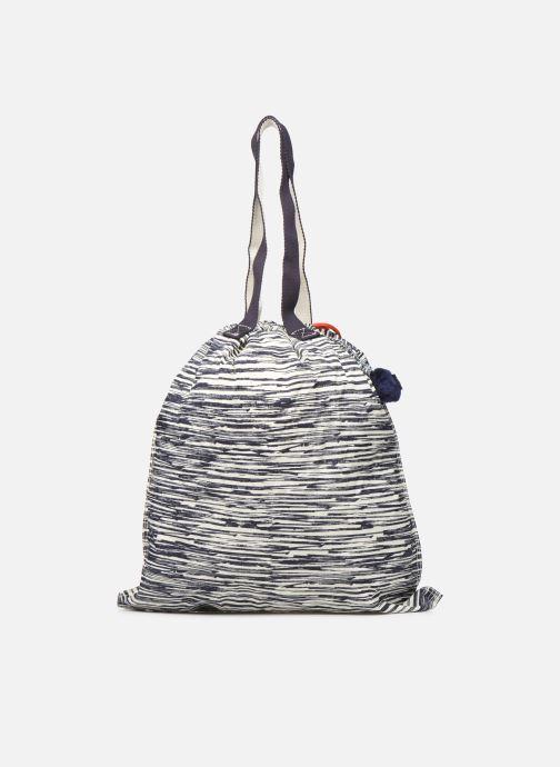 Handtaschen kipling New Hiphurray L Fold blau ansicht von vorne