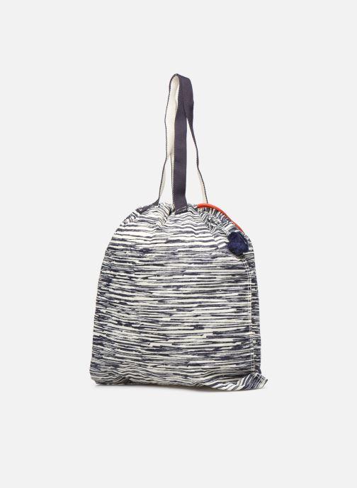 Handtaschen kipling New Hiphurray L Fold blau ansicht von rechts